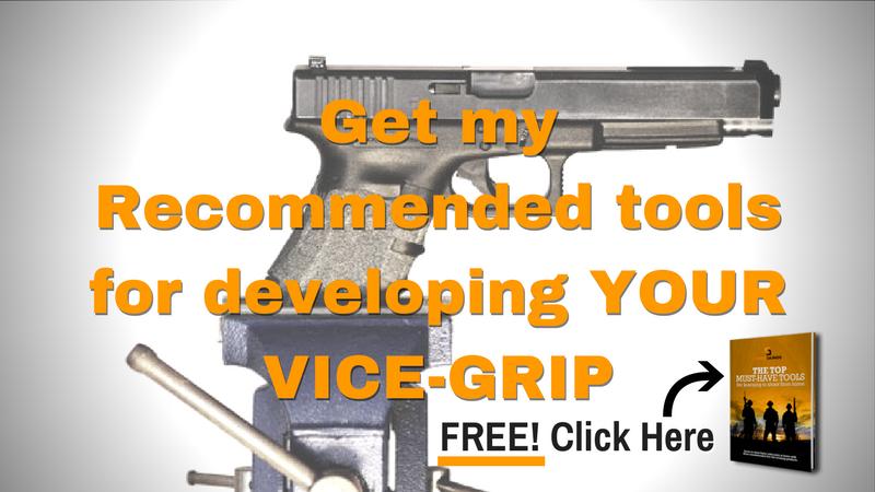 Grip Strength Shooting