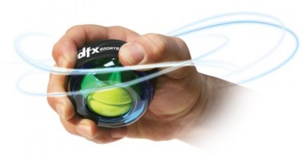 powerball shooting grip strength